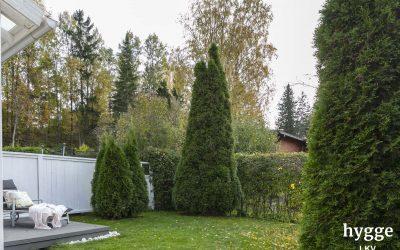 Rivitalokaksio Espoo Laaksolahti 57,5 m2, myyty syksyllä 2020