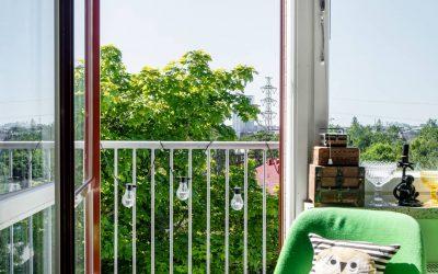 Yksiö Kulosaari 31,5 m2, myyty syksyllä 2020
