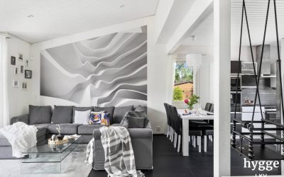 Rivitalokoti Vesala 119 m2, myyty syksyllä 2020