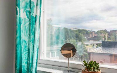 Yksiö Etelä-Haaga 27 m2, myyty syksyllä 2020
